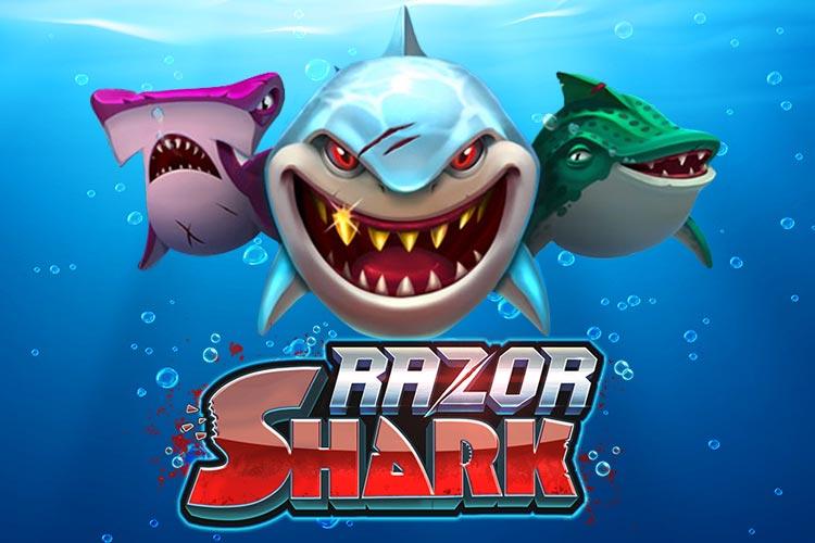 レイザーシャーク(RAZOR SHARK)完全攻略ガイド|フリースピン・確率・スペックを徹底解析