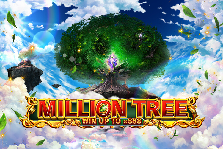 MILLION TREEのスペック・確率・解析・攻略・演出情報【ビデオスロット】